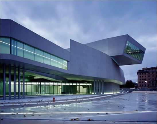 Museo-MAXXI-de-Roma