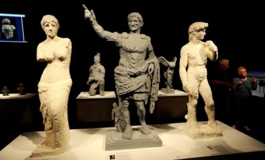 3.Venus, Augusto, David