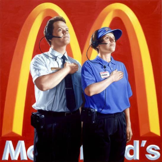 Mcdonaldsnation, Chris Woods, 1996.