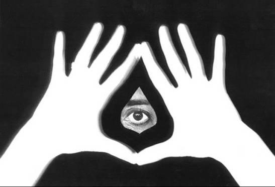 El libro de las manos: Autorretrato.