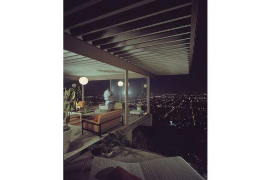 Julius Shulman. Case Study House #22, 1960 (Arquitecto: Pierre Koenig).
