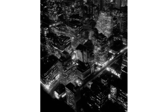Berenice Abbott. Nueva York, 1932. Changing New York (Cambiante Nueva York, 1935-1939)