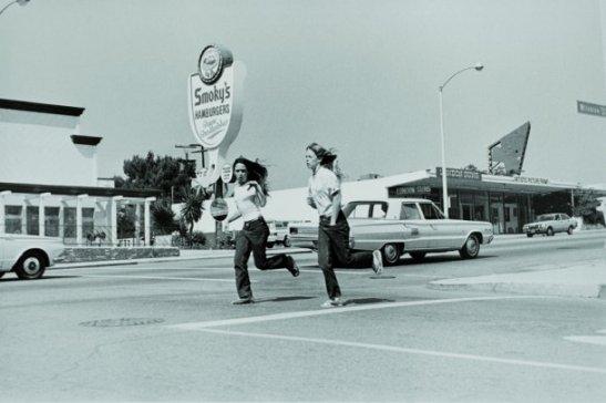 Bernard Plossu. Los Ángeles, 1974. © Bernard Plossu