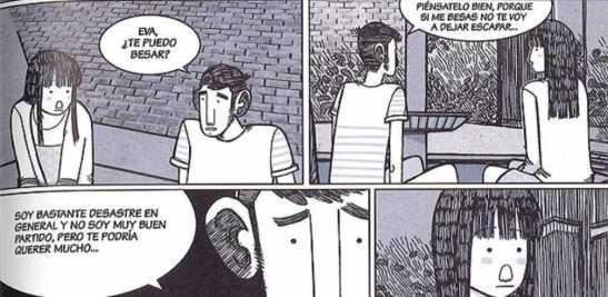 Cómic de Alfonso Casas