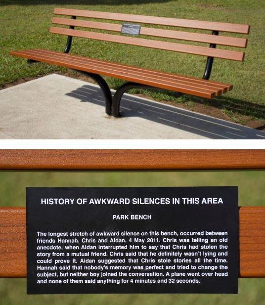 3. bench