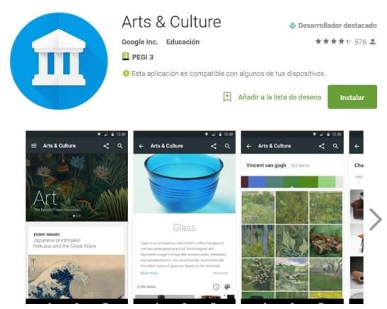 1. arts & culture
