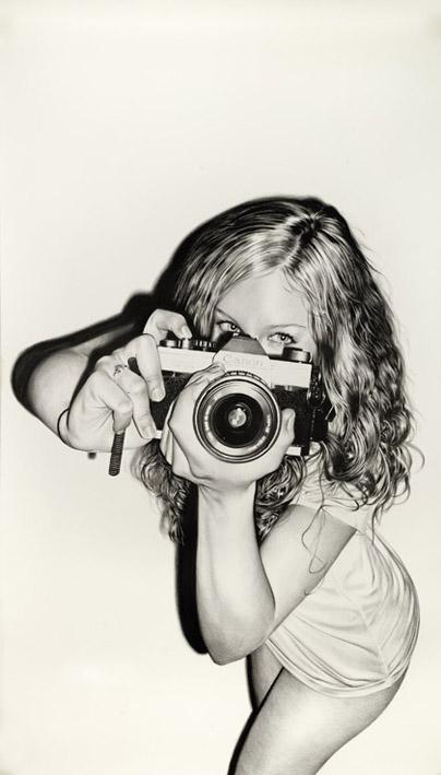 Imagen extraída de la web del artista de la obra SOFI(A)UTOPIC#1. Rotulador y bolígrado sobre papel 250x140 cm. mayo 2014