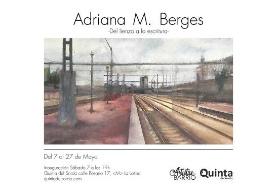 cartel expo Quinta del Sordo