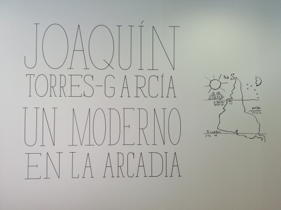 © COPYRIGHT SUCESIÓN JOAQUÍN -TORRES GARCÍA, MONTEVIDEO 2015