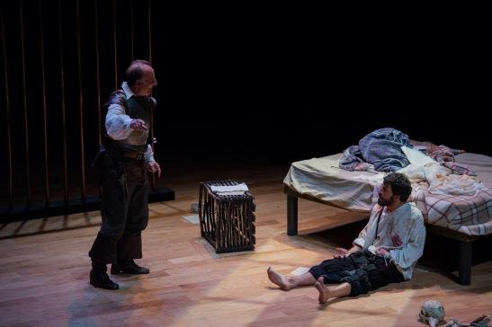 Los espejos de Don Quijote © 2016 Teatro del Bicentenario - Fot
