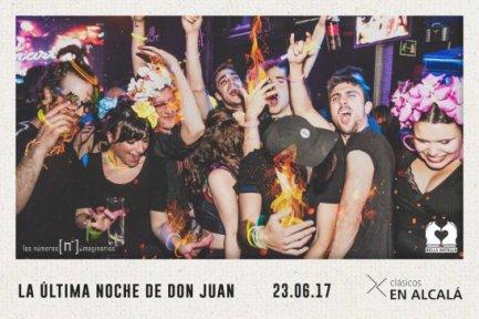 La última noche de Don Juan