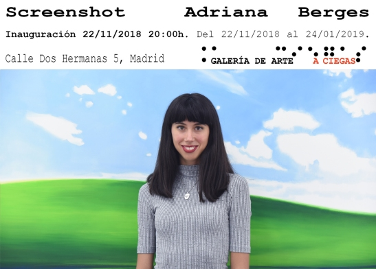 Tarjetón Adriana Berges