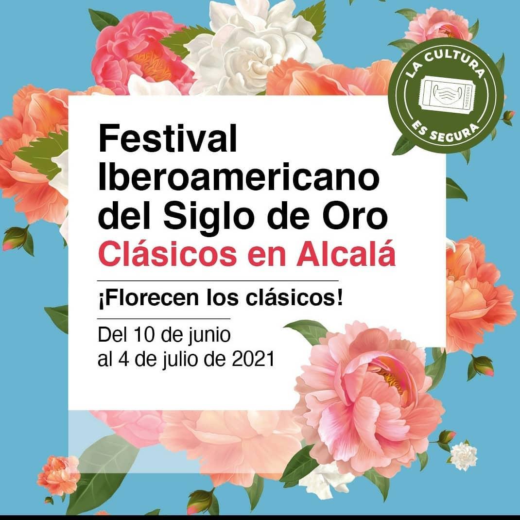 El Festival Clásicos en Alcalá cumple 20 ediciones transformándose en el  Festival Iberoamericano del Siglo de Oro de la Comunidad de Madrid. Clásicos  en Alcalá | Proyecto Duas